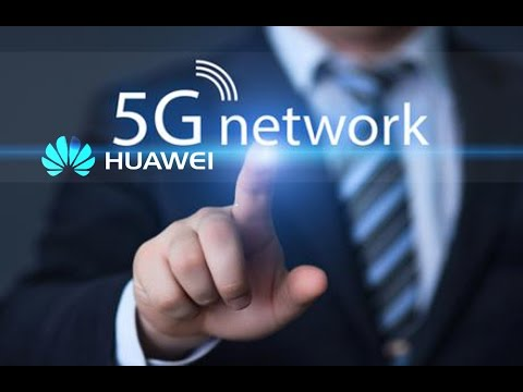 Huawei is racing to develop a 5G network with Russia's MegaFon, where a film can be downloaded in seconds.
