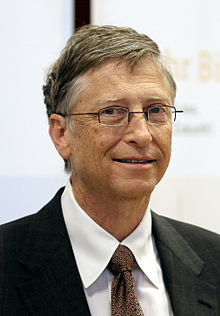 Bill Gates Richest man in the world