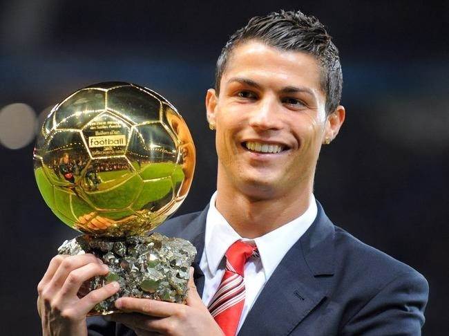 Cristiano Ronaldo World's Best Footballer