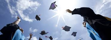 Graduates seeking better future