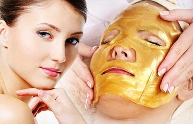 Orogold face mask