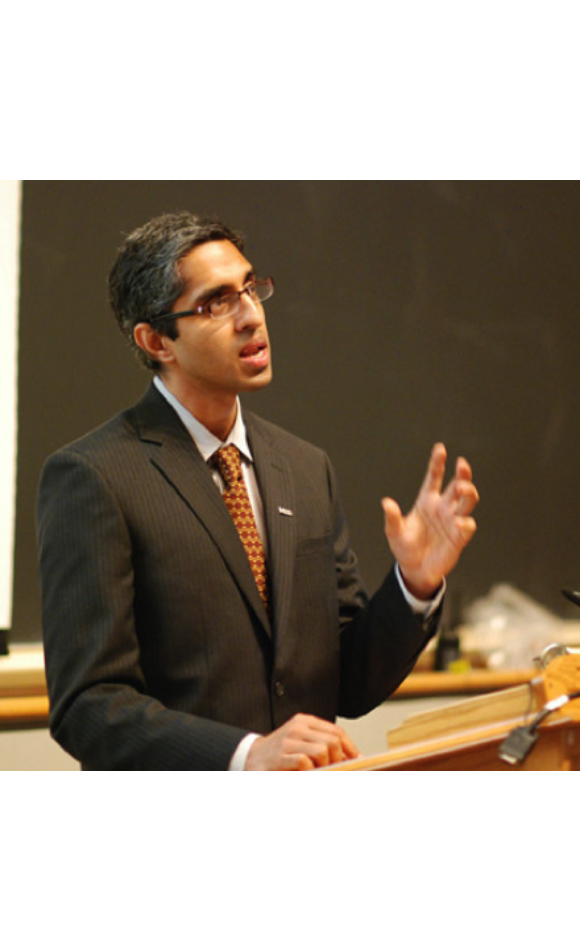 37-year-old Vivek Murthy as the youngest ever Surgeon General confirmed by US Senate