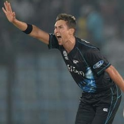 Boult  27-5  architect of the thrilling win over Australia