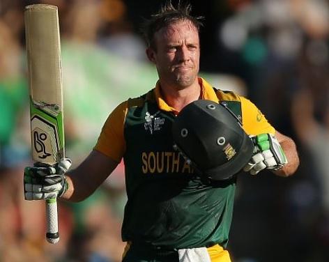 AB De Villiers record 162