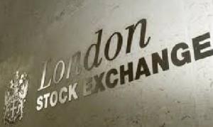 London Stock Exchange FTSE100 hit record high.