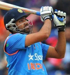 Rohit Sharma hits form