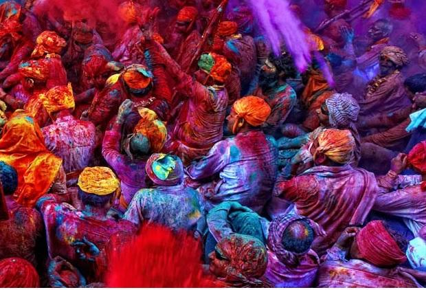 Holi Indian Festival of color