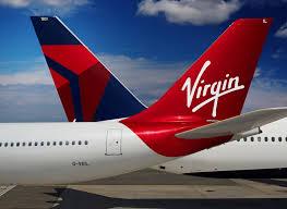 Virgin  and Delta