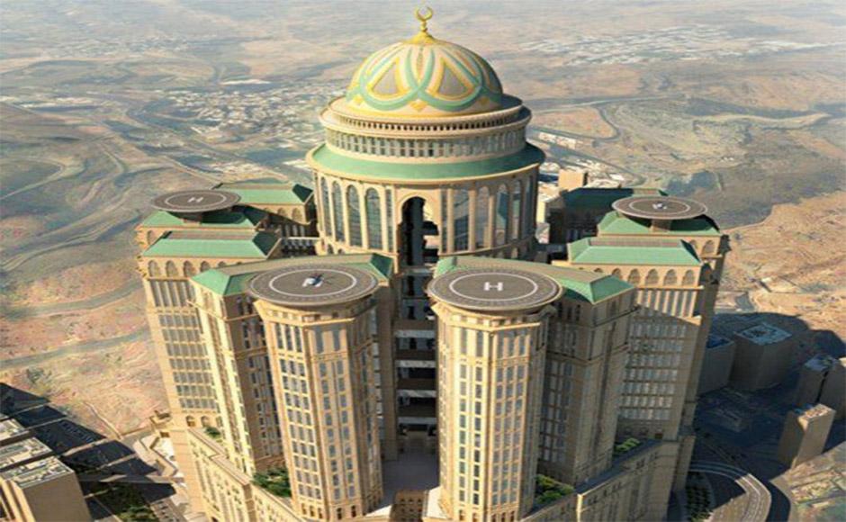 Worlds largest hotel