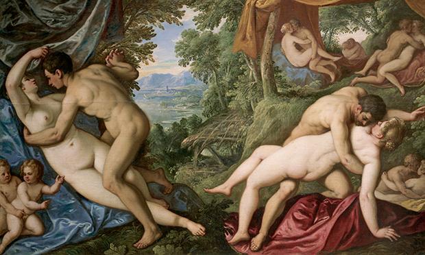 Средневековой венеции секс Интернете