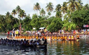Snake boat race in Kerala, Nehru Trophy