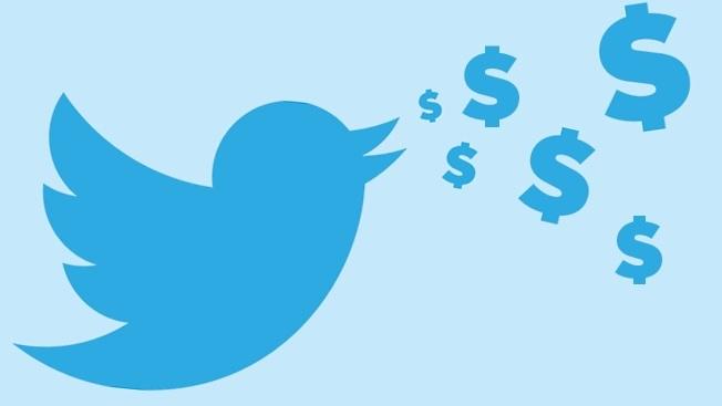 twitter losing money