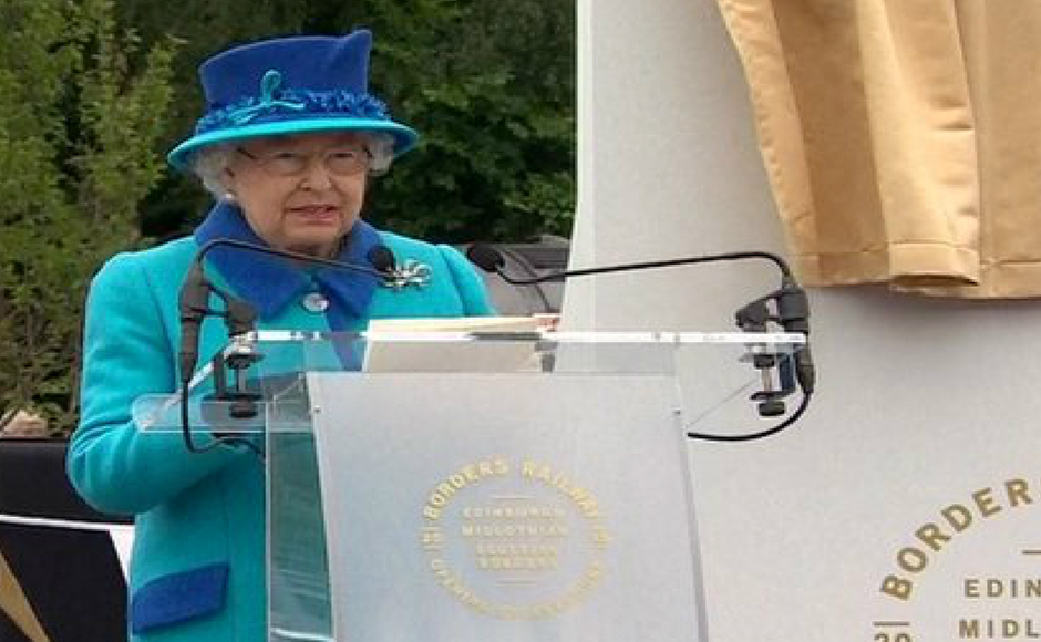 "Queen ElizabethII ""It is not a record to which I have ever aspired"""