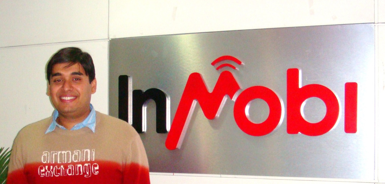 Naveen Tewari CEO InMobi
