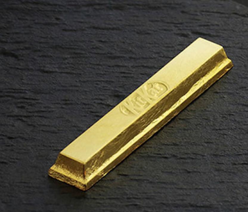 Gold KitKat