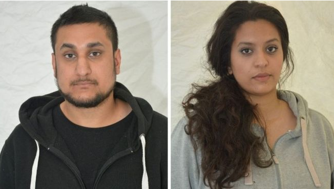 Mohammed Rehman and Sana Ahmed Khan were found guilty