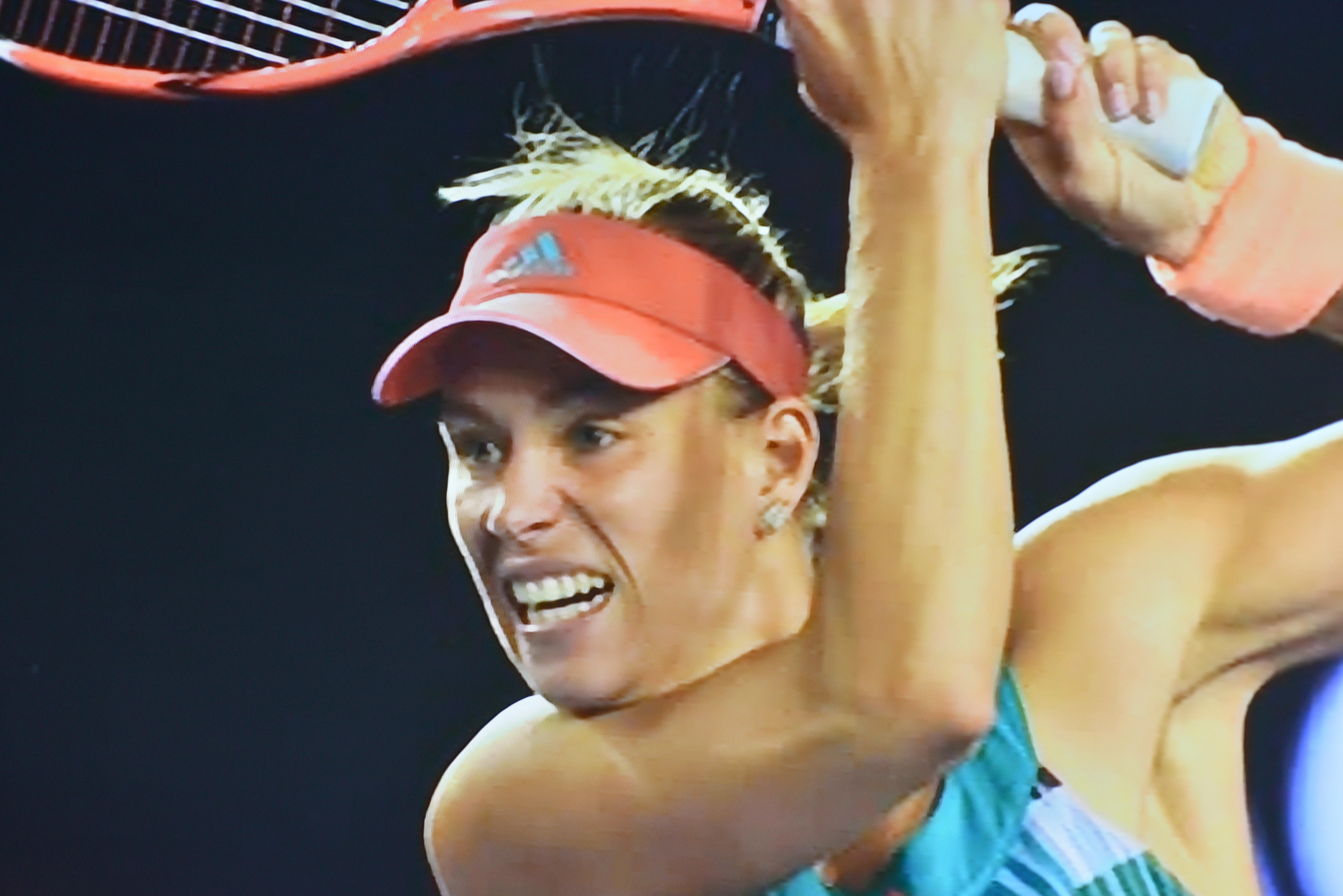Kerber beat Serena