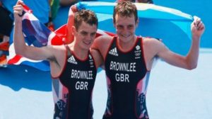 Brownlee brothers win gold and silver