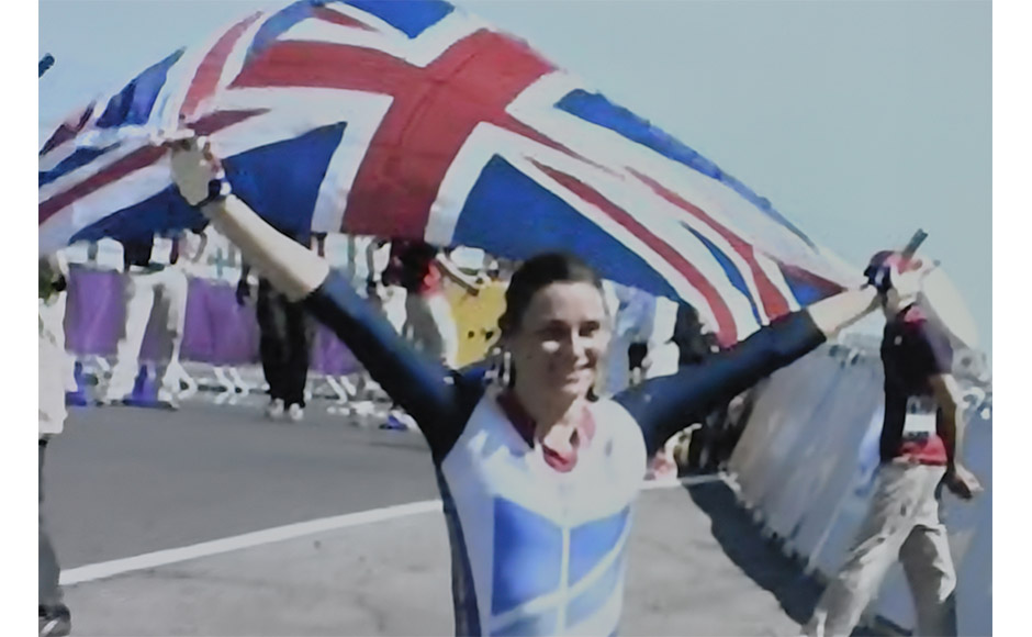 Dame Sarah wins 12 Gold medals