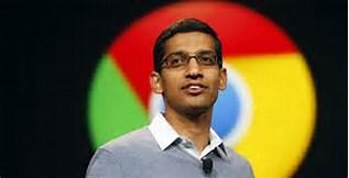 Sundar Picahi  CEO Google