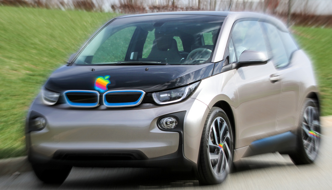 Apple and BMW in Automated cars