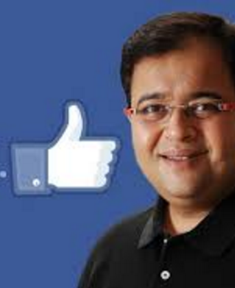 Harvard educated Umang Bedi MD of Facebook in India