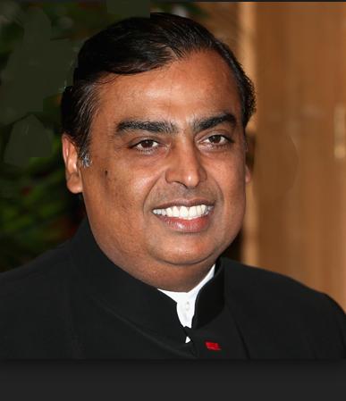 Mukesh Ambhani