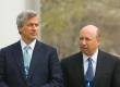 JP Morgan chase CEO Jamie DAmion and Lloyd Blankfein Goldman Sachs CEO