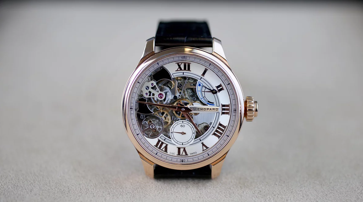Chopard LUC Full Strike