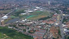 Interlagos circuit approach roads