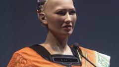 Sophia humanoid