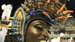 Rio 2018 carnival