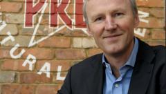 Clive Schlee CEO Pret A Manger