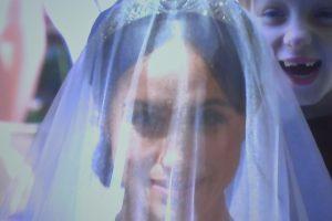 Bride Meghan