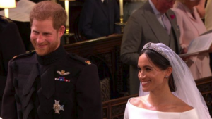 Harry weds Meghan