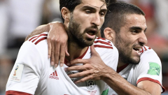 Iran's Karim Ansarifard equalises