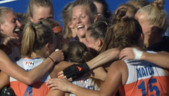 Netherlands win World Cup Hockey for the eight time