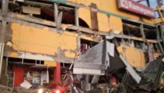 Tsunami inspired earthquake hit Palu