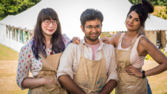 Bake Off Channel 4 Production winner Rahul Mandal