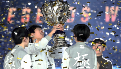 China' Invictus beat Fnatic 3-0 to take home Summoner's Cup