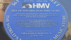 HMV at 363 Oxford St