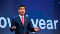 Ken Hu, the Deputy Chairman and Rotating CEO at Huawei