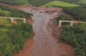 Brumadinho Dam collapse