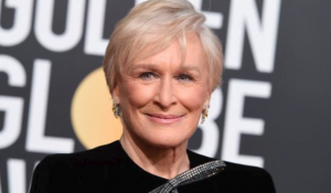 Glenn Close Best Actress for her performance in The Wife