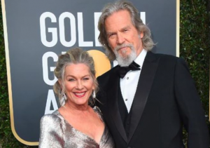 Jeff Bridges received the Ceicile Demille award for life time work and achievements