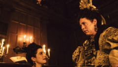 Rachel Weisz and Olivia Colman both are nominated for The Favourite, 20th Century Fox