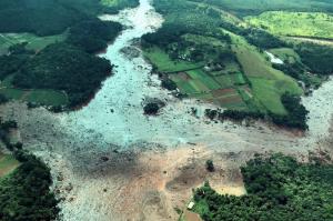 The Feijao dam burst