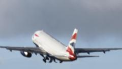 BA lands in Edinburgh by mistake