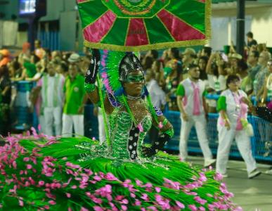 Estacao Primera de Mangueira wins this year's Carnival parade in Rio de Janeiro