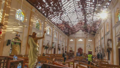 Colombo blasts death toll crosses 290